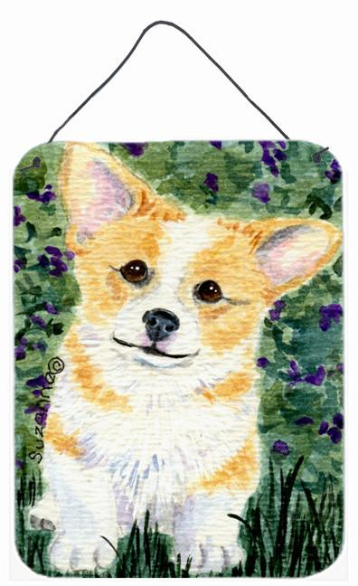 Buy this Corgi Aluminium Metal Wall or Door Hanging Prints