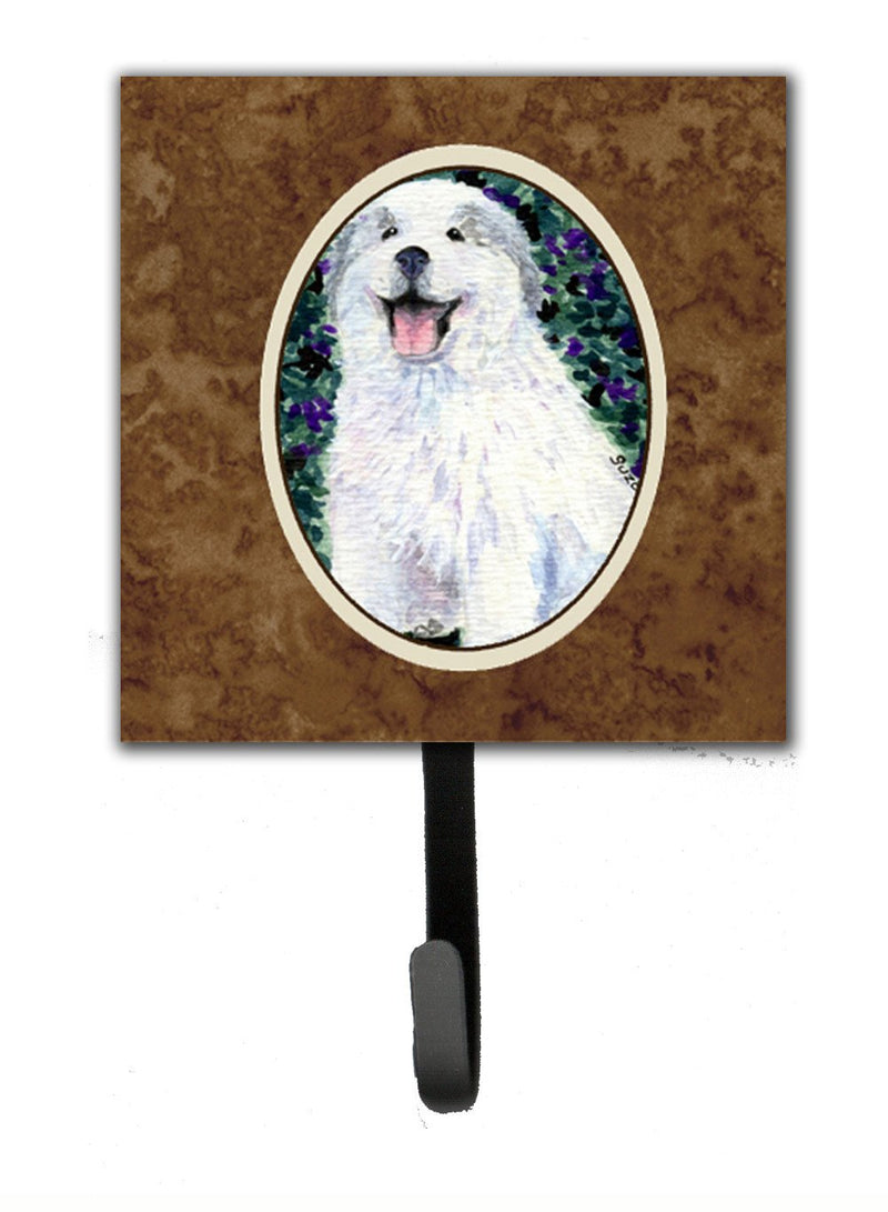 Buy this Great Pyrenees Leash Holder or Key Hook