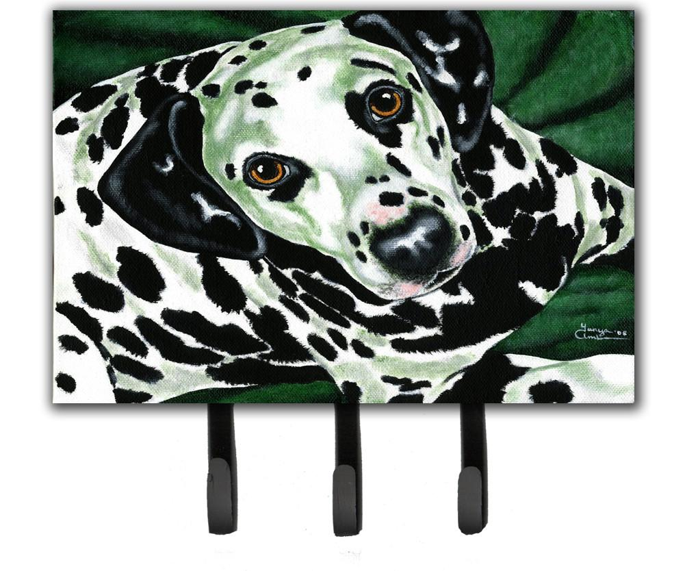 Emerald Beauty Dalmatian Leash or Key Holder AMB1359TH68 by Caroline's Treasures