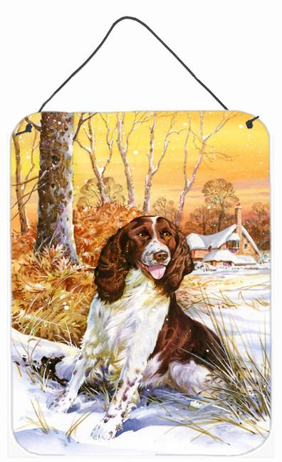 Buy this Springer Spaniel by Don Squires Wall or Door Hanging Prints SDSQ0388DS1216