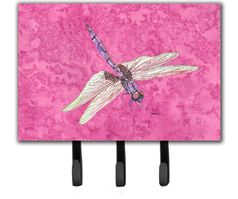 Buy this Dragonfly on Pink Leash or Key Holder
