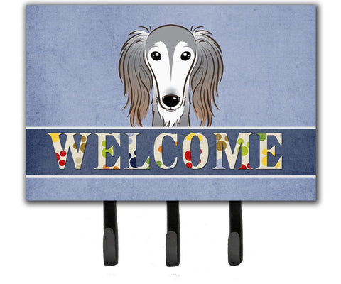Buy this Saluki Welcome Leash or Key Holder BB1415TH68