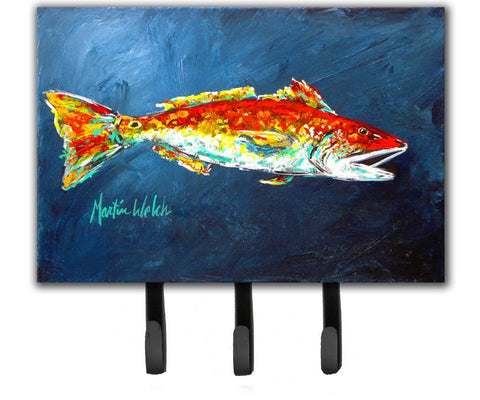 Buy this Fish - Red Fish Red for Jarett Leash or Key Holder