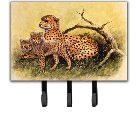 Buy this Cheetahs by Daphne Baxter Leash or Key Holder BDBA0113TH68