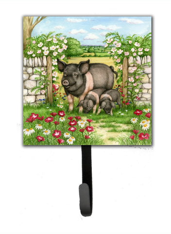 Buy this Pigs Rosie and Piglets Leash or Key Holder CDCO0375SH4