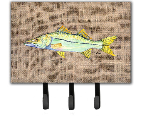 Buy this Fish - Snook Leash Holder or Key Hook