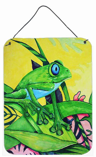 Buy this Summer Daze Frog Wall or Door Hanging Prints PJC1042DS1216