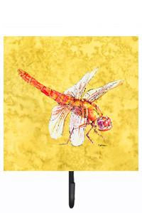 Buy this Dragonfly on Yellow Leash or Key Holder