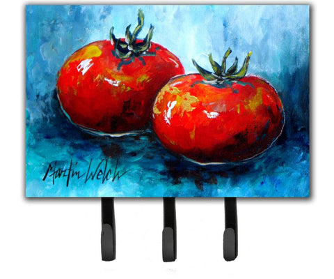 Buy this Vegetables - Tomatoes Red Toes Leash or Key Holder