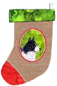 Buy this Karelian Bear Dog Christmas Stocking SS2003