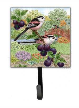 Buy this Long Tailed Tits by Sarah Adams Leash or Key Holder ASAD0703SH4