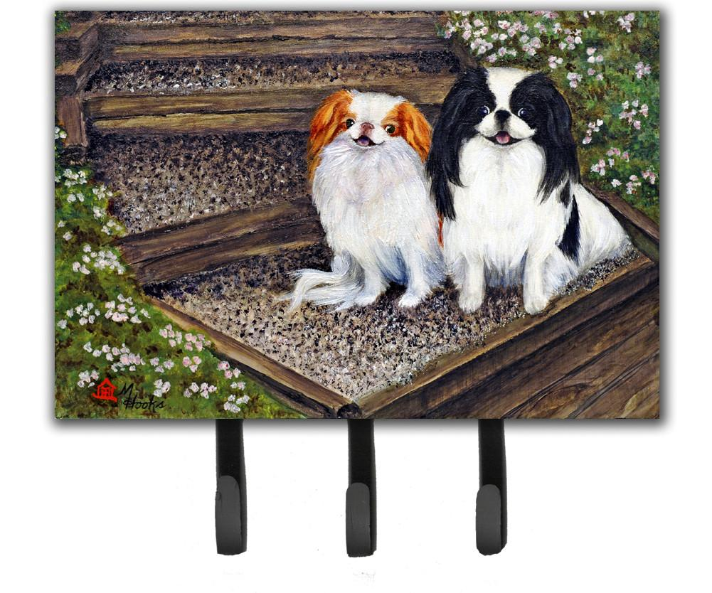 Japanese Chin Daddy's Girls Leash or Key Holder MH1047TH68 by Caroline's Treasures
