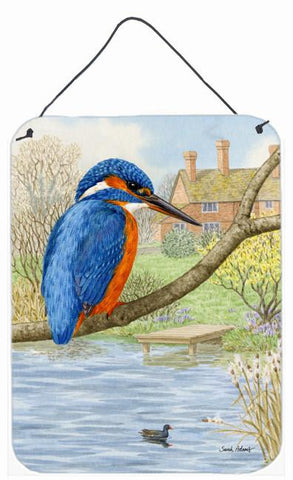 Buy this Kingfisher Wall or Door Hanging Prints ASA2093DS1216