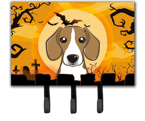 Buy this Halloween Beagle Leash or Key Holder BB1797TH68