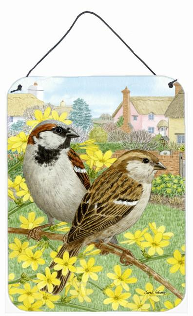 Buy this House Sparrows Wall or Door Hanging Prints ASA2091DS1216