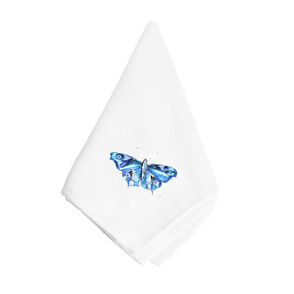 Buy this Blue Butterfly Napkin 8856NAP
