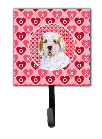 Buy this Clumber Spaniel  Leash or Key Holder