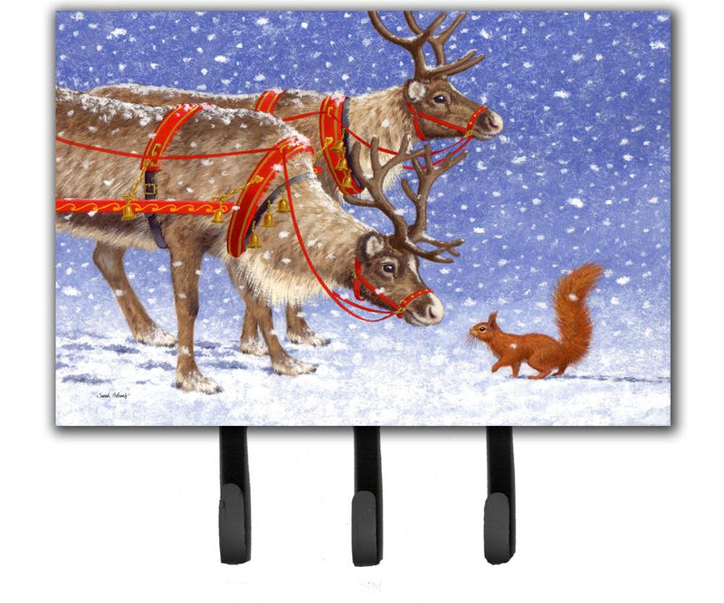 Buy this Reindeer & Squirrel Leash or Key Holder ASA2173TH68