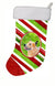 Buy this Australian Cattle Dog Candy Cane Holiday Christmas Christmas Stocking LH9227