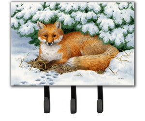 Buy this Winter Fox Leash or Key Holder ASA2184TH68