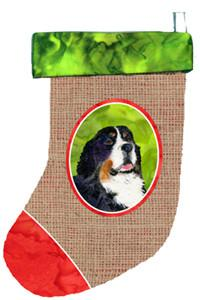 Buy this Bernese Mountain Dog Christmas Stocking SS2006