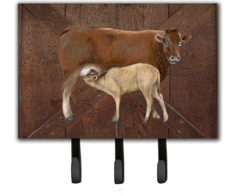 Buy this Cow Momma and Baby Leash or Key Holder SB3074TH68