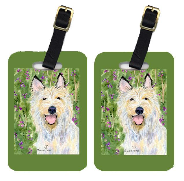 Buy this Pair of 2 Berger Picard Luggage Tags