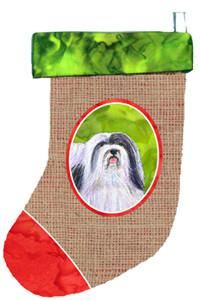 Buy this Havanese Christmas Stocking SS2013