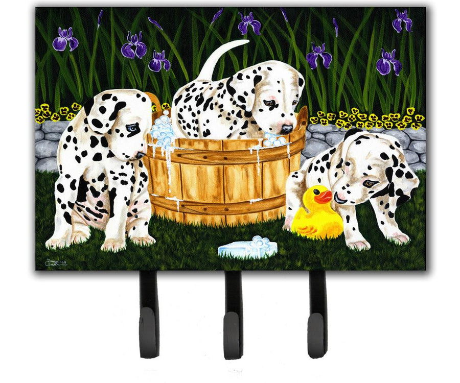 Buy this Pass the Soap Dalmatian Leash or Key Holder AMB1320TH68