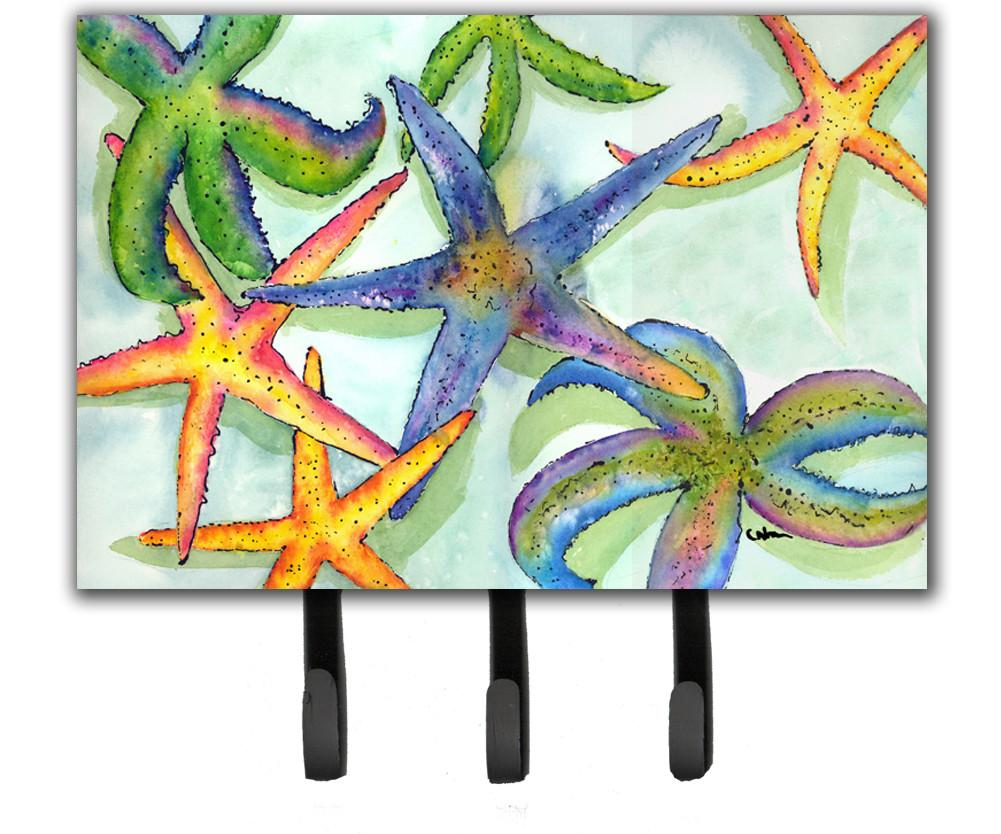 Starfish Leash or Key Holder by Caroline's Treasures