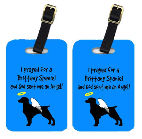 Buy this Pair of 2 Brittany Luggage Tags
