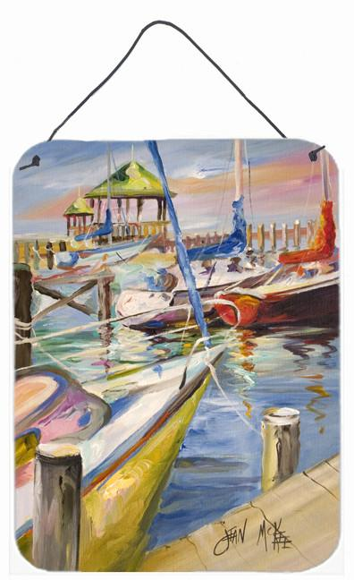 Buy this Boat Docks Sailboats Wall or Door Hanging Prints JMK1151DS1216