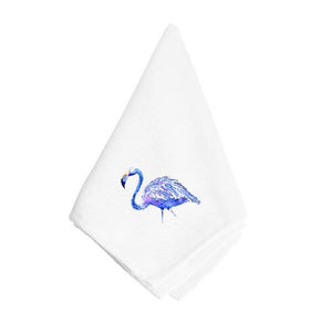 Buy this Purple Flamingo Napkin 8874NAP