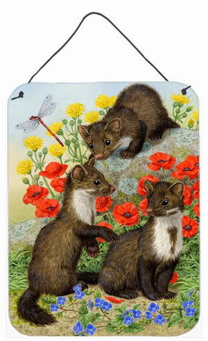 Buy this Stone Martins Beech Marten Wall or Door Hanging Prints ASA2122DS1216