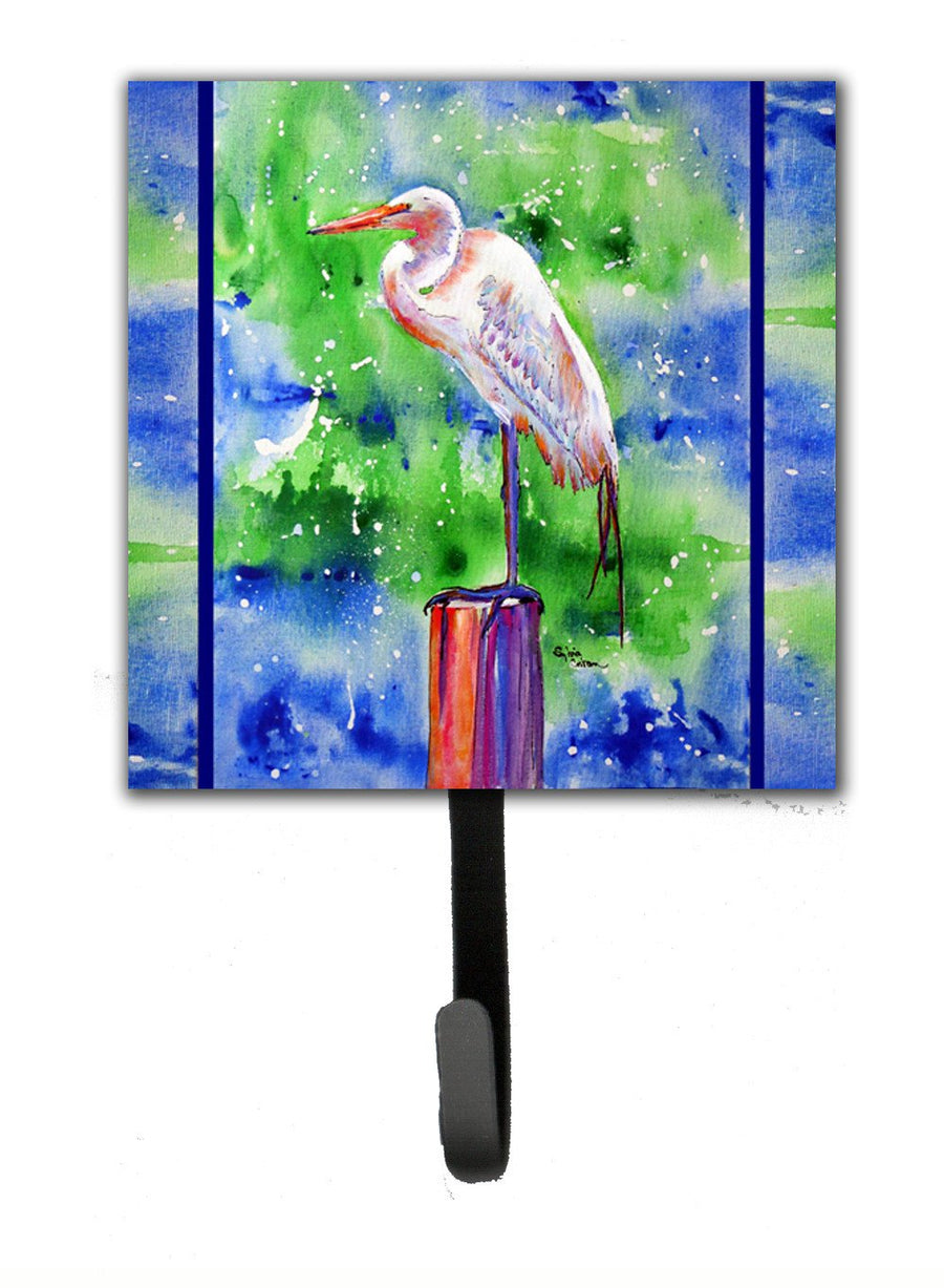 Buy this Bird - Egret Leash Holder or Key Hook