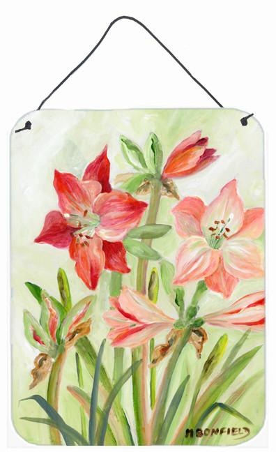 Buy this Lillies II by Maureen Bonfield Wall or Door Hanging Prints BMBO1373DS1216