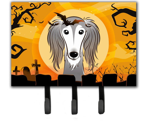 Buy this Halloween Saluki Leash or Key Holder BB1787TH68