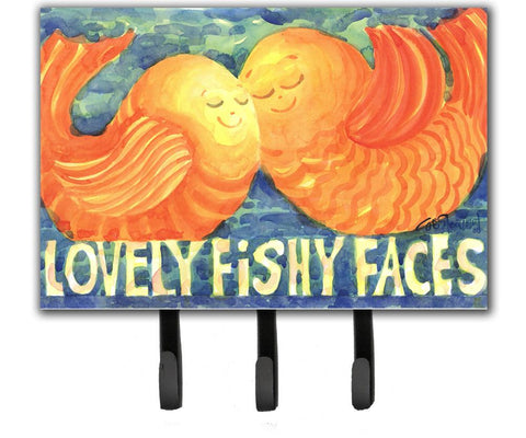 Buy this Fish - Kissing Fish Leash Holder or Key Hook