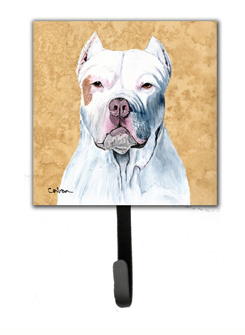 Buy this Pit Bull Leash Holder or Key Hook