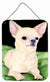 Buy this Chihuahua Aluminium Metal Wall or Door Hanging Prints