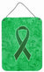 Buy this Kelly Green Ribbon for Kidney Cancer Awareness Wall or Door Hanging Prints AN1220DS1216