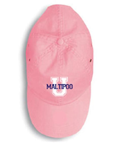 Buy this Maltipoo Baseball Cap 156U-4416