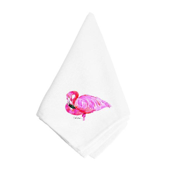 Flamingo Napkin by Caroline's Treasures
