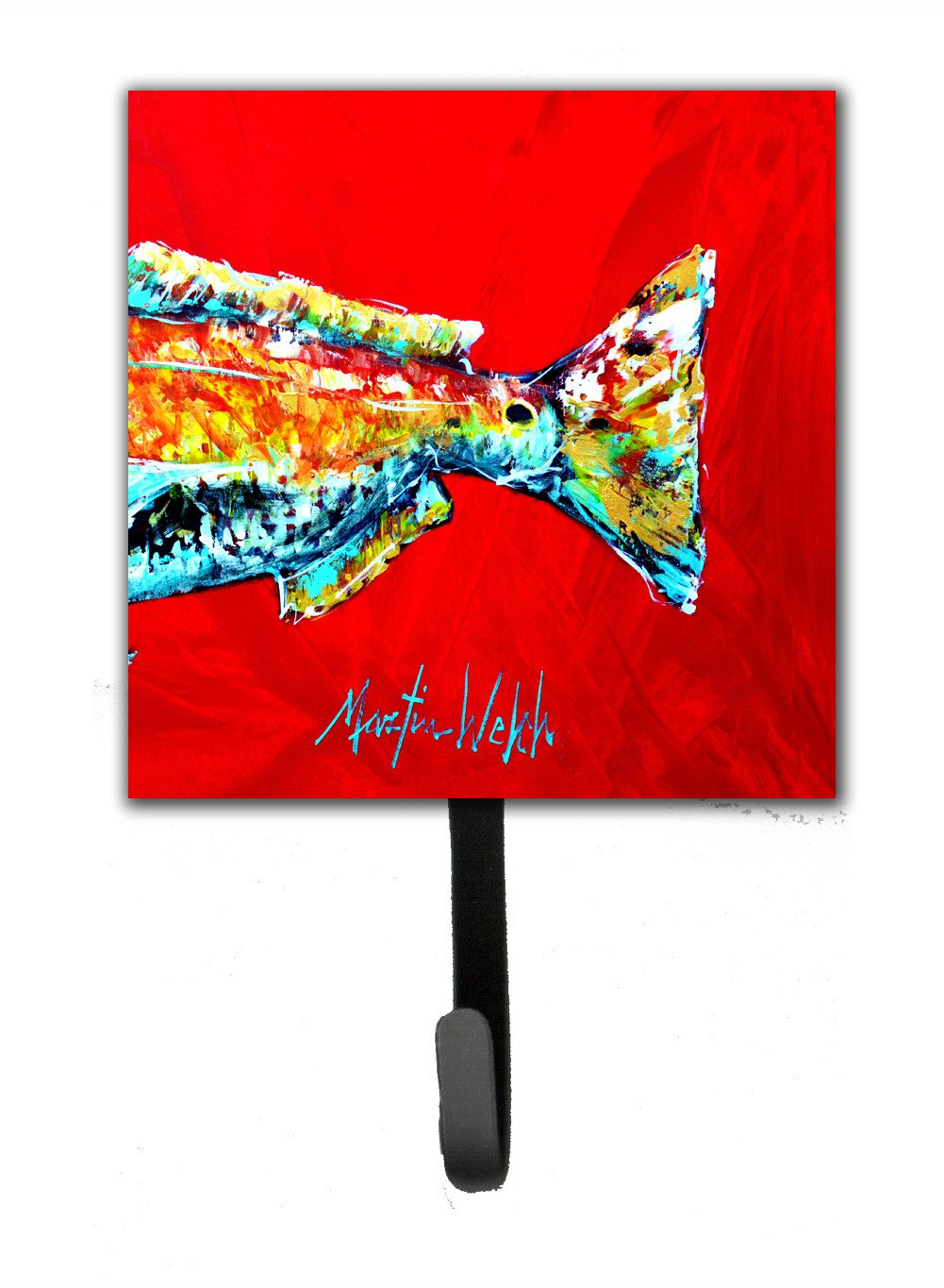 Buy this Fish - Red Fish Alphonzo Tail Leash or Key Holder