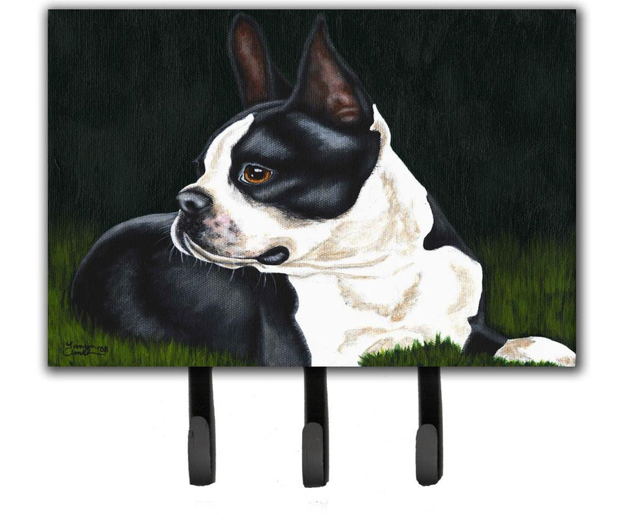 Buy this Boston Terrier Beauty Leash or Key Holder AMB1321TH68