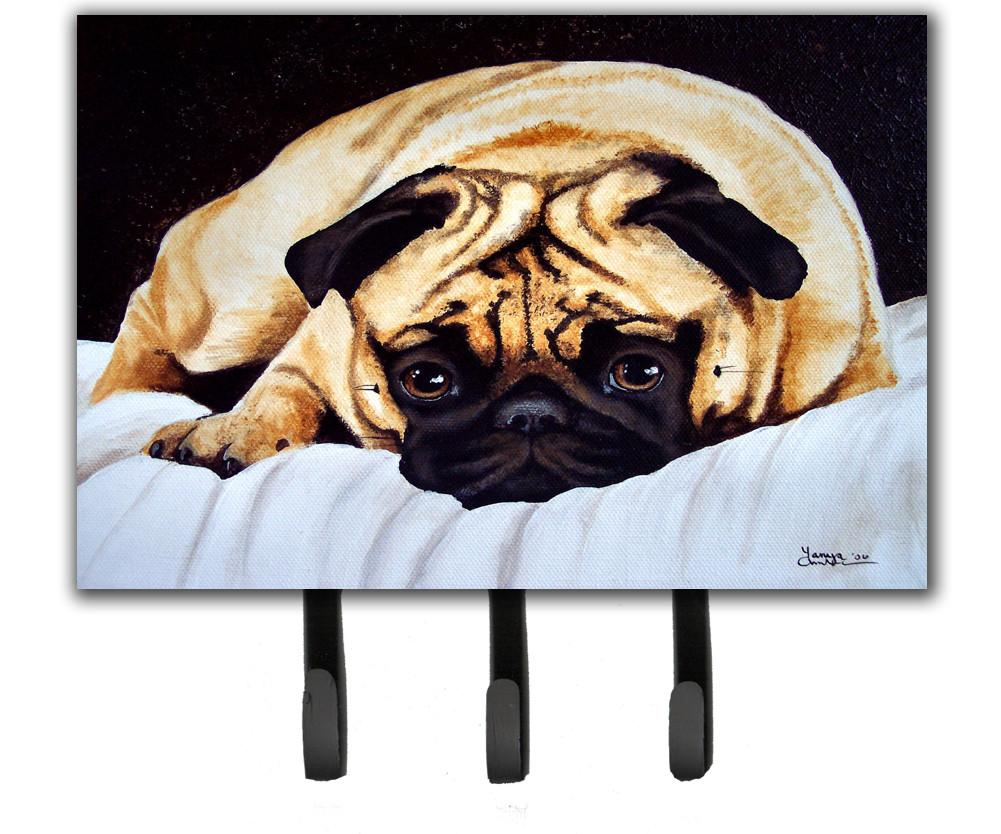 Buy this Fred the Pug Leash or Key Holder AMB1194TH68