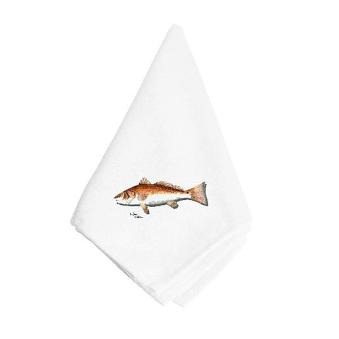 Buy this Red Fish Napkin 8489NAP