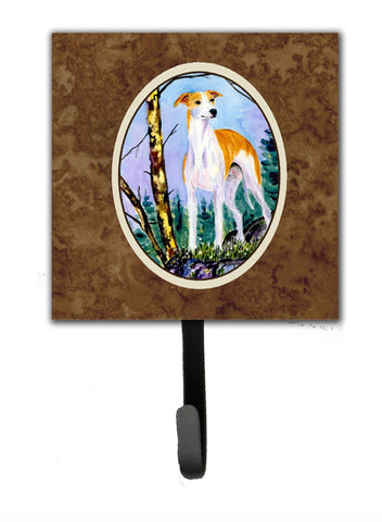 Buy this Whippet Leash Holder or Key Hook