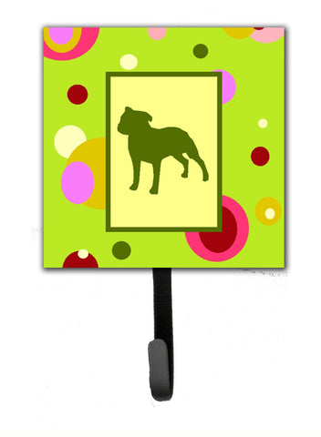 Buy this Staffie Leash Holder or Key Hook