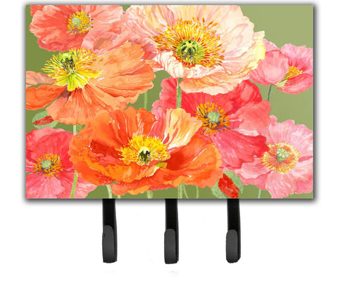 Buy this Poppies by Anne Searle Leash or Key Holder SASE664CTH68